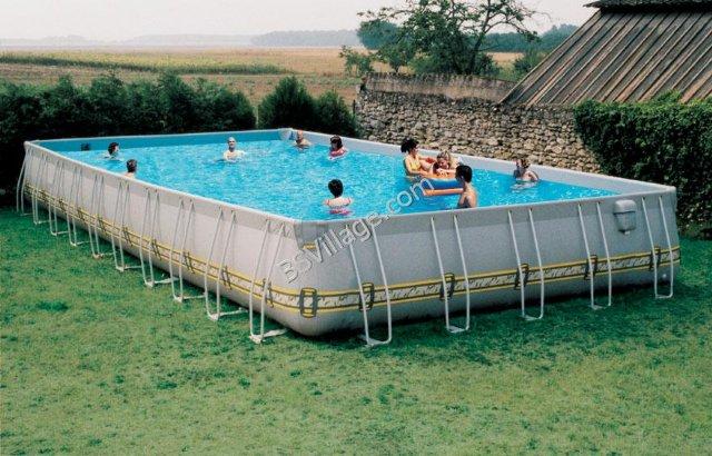 piscine esterne fuori terra