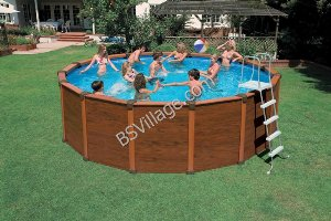 Piscine Autoportante Intex Sequoia