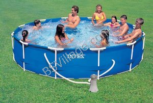 Piscine Metal Frame