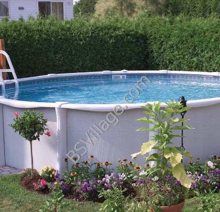 Piscine fuoriterra vogue summum zodiac for Liner piscine vogue