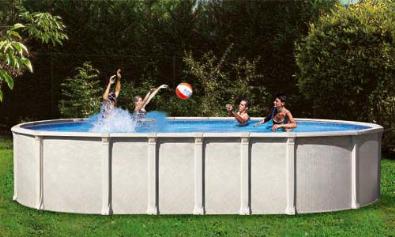 Piscine fuoriterra maxima technypools - Misure piscine fuori terra ...